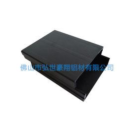 HDMI铝外壳,功放铝壳,路由器铝合金外壳定制