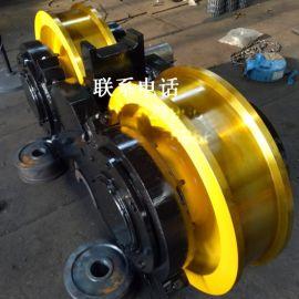 河南厂家批量销售 直径500锻造车轮组