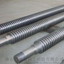 高强度T型丝杆 梯形丝杠 热镀锌T型螺杆