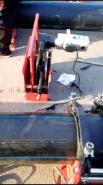 手摇螺杆四组200热熔机 pe热熔焊机全自动焊机