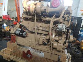 康明斯K19发动机现场服务 功率不足维修