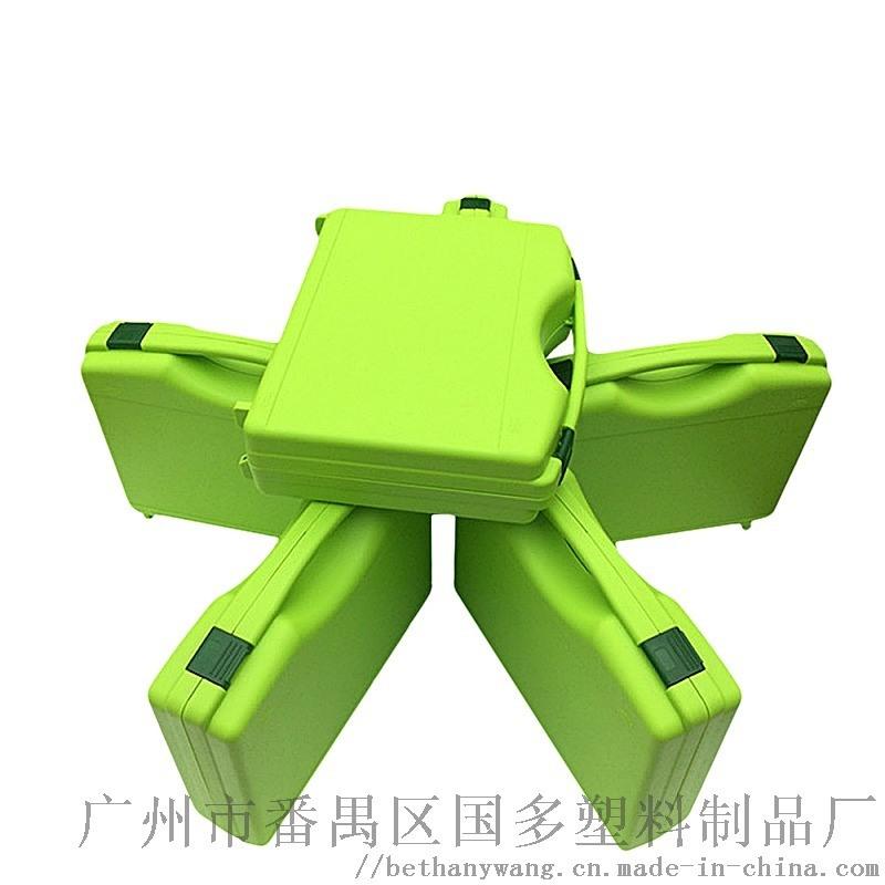 11电子设备箱@五金塑料工具箱@手提多用PP塑料箱