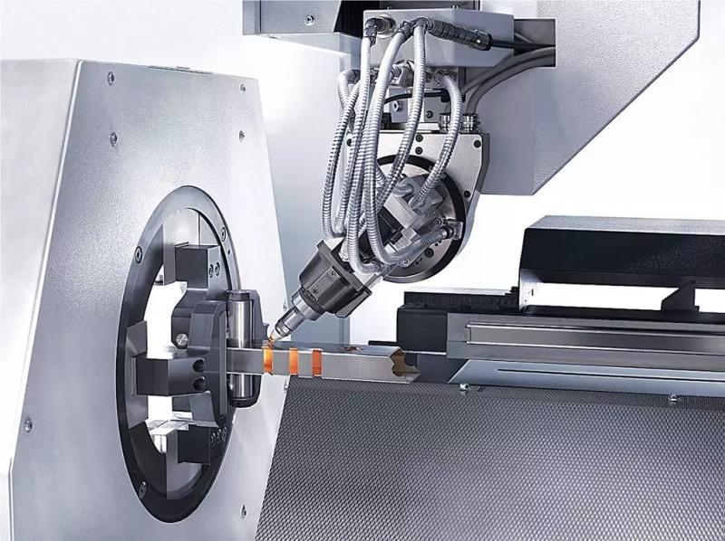 TruLaser Tube 7000 fiber 管材切割机