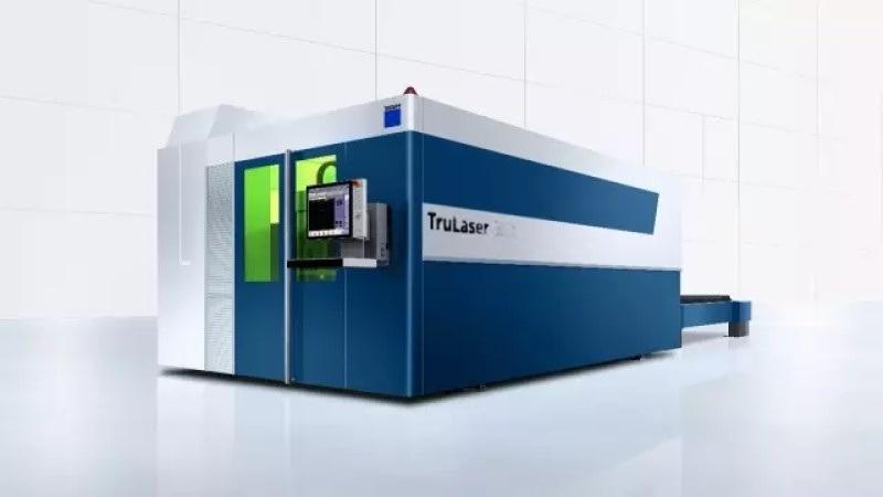 德国通快光纤激光切割机 trulaser 3030 fiber