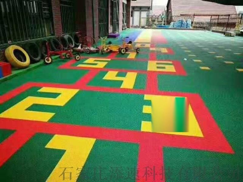上饶幼儿园悬浮地坂厂家双米拼装施工