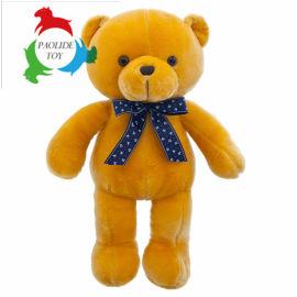 外贸泰迪熊公仔布娃娃小号抱抱熊毛绒玩具公司活动赠品
