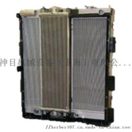 挖掘机散热器总成,水箱,中冷器,液压油散