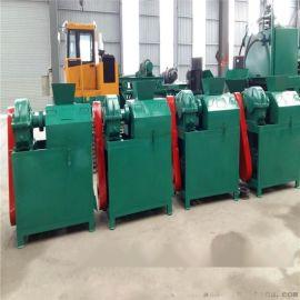 有机肥挤压干法造粒机 BB掺混肥生产线 无需烘干干粉挤压造粒机