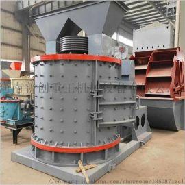 时产200吨砂石制砂生产线 河卵石立轴制砂机