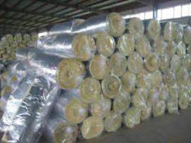 玻璃棉卷毡 玻璃棉板 岩棉板 外贴铝箔的作用