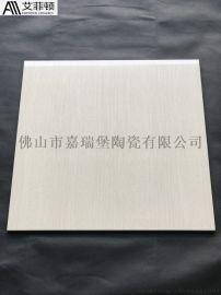 佛山陶瓷简约颗粒木纹抛光砖耐磨瓷质砖简约防滑瓷