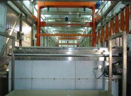 龙门自动电镀设备生产线