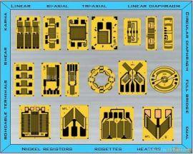 华兰海各系列高精度电阻式应变计片
