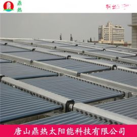 学校餐厅专用鼎热太阳能工程联箱厂家直销支持定制
