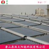 學校餐廳專用鼎熱太陽能工程聯箱廠家直銷支持定製