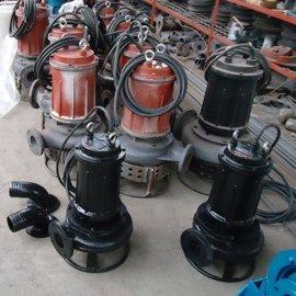 小型高效潜水污泥泵、泥沙清理泵