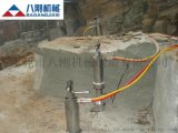 柱塞式液压劈裂机专业破碎坚硬岩石