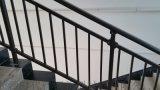 长沙锌钢楼梯护手图片
