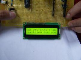 字符點陣液晶屏-FC1602A字符點陣液晶屏