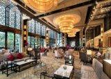 臻佳定製酒店外牆不鏽鋼屏風玫瑰金不鏽鋼花格隔斷廠家