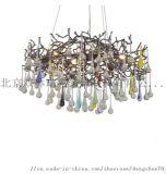 非標定製純手工玻璃造型吊燈