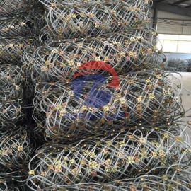 贵州山体滑坡用边坡防护网 主动被动柔性sns防护网