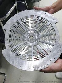 CNC精雕加工电子产品转盘振动盘非标定制五金加工设备自动化五轴