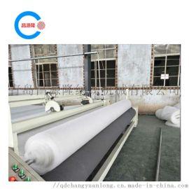 厂家专业生产无胶棉、仿丝棉、喷胶棉设备生产线