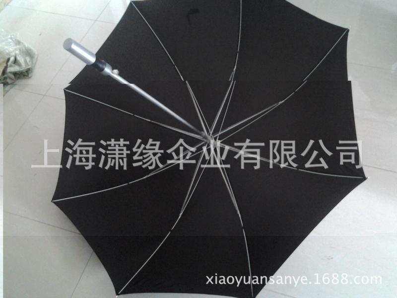 大纤维骨架高尔夫伞、强防风伞架