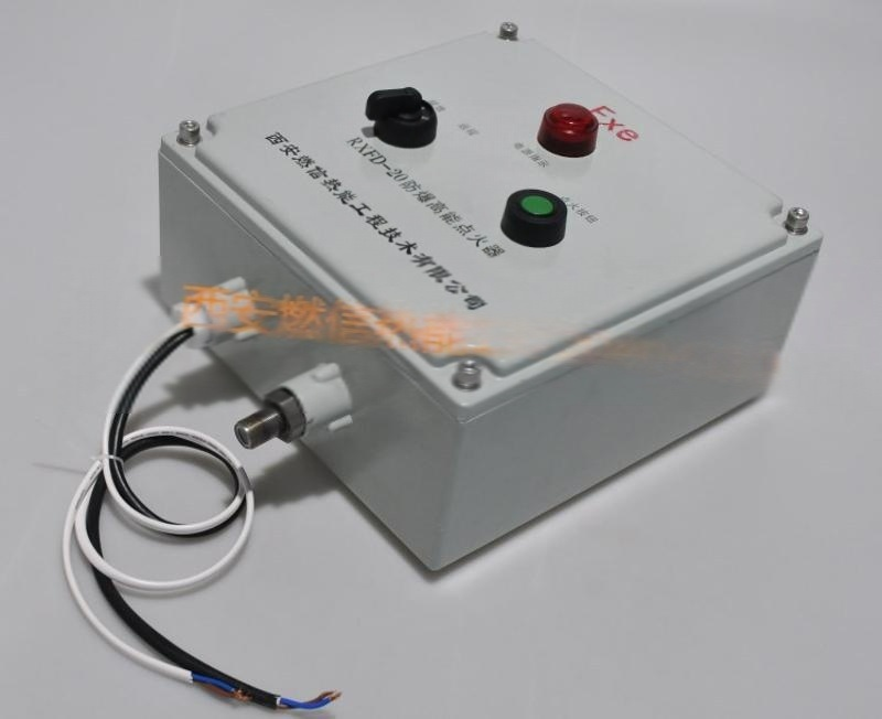 燃信环保设备填埋厂沼气火炬高能点火器 药厂沼气高能点火器