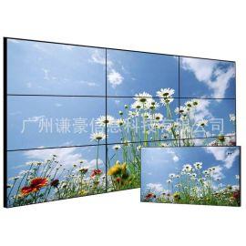 廠家提供46寸工業級led大屏 46寸移動滑軌拼接屏