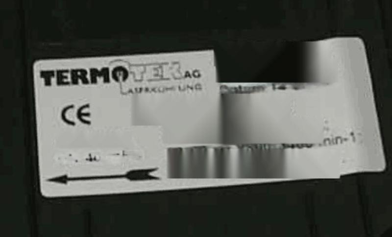 进口TERMOTEK-AG 泵P320-14853-2、Y-2051.0144
