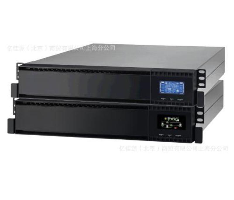 SENDON山頓SE-RM3/1-10KRL 10KVA/8KW 機架式UPS電源 三進單出 3U