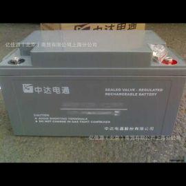 台达DCF126-12/65 12V65AH蓄电池