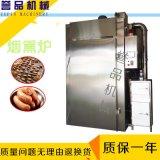 出口香肠烟熏炉生产制造商 烟熏炉全自动香肠不锈钢三棱挂肠杆