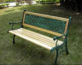 户外休闲长椅,铸铁公园椅,休闲椅(AC-BC131)