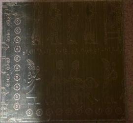 青古铜不锈钢镜面蚀刻板