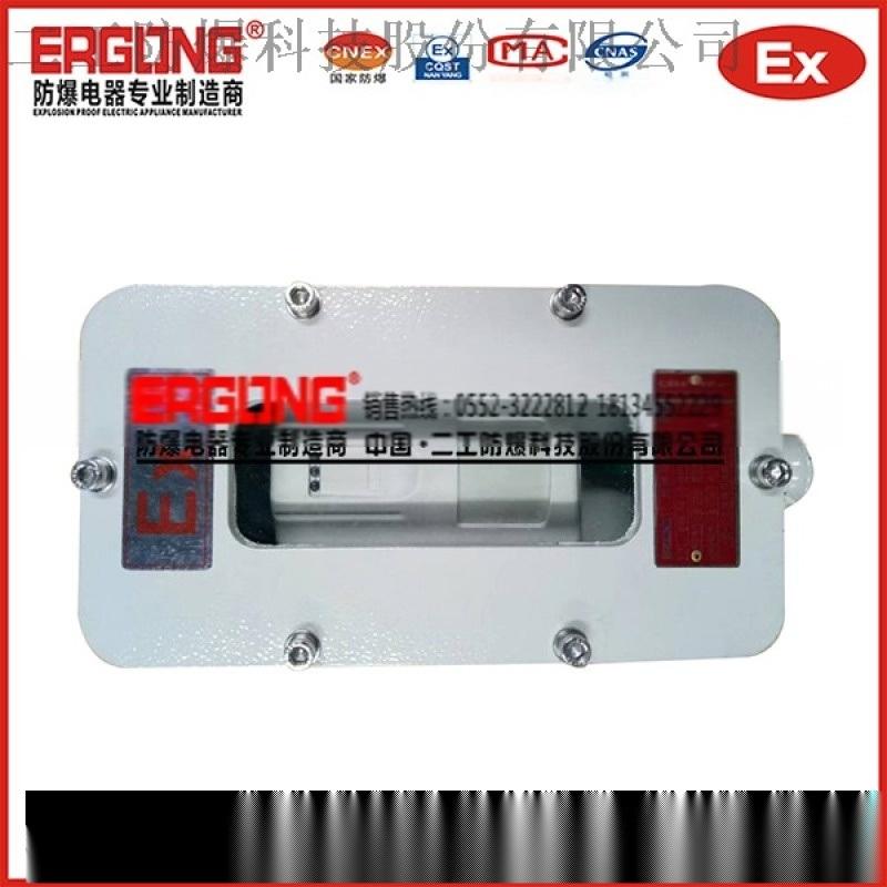 嵌入式光轴调整电压显示防爆红外入侵探测器