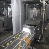 全自动藕片上浆裹粉机 厂家直销藕片上浆机设备
