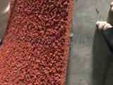 PU新国标花颗粒透明颗粒 黑色橡胶垫胎颗粒