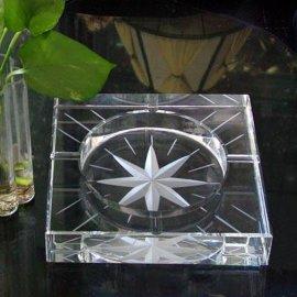 抚顺客户答谢礼品水晶,本溪促销活动礼品水晶烟灰缸, 丹东精美水晶烟灰缸