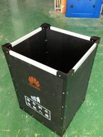 中空板垃圾箱 SMT车间周转箱