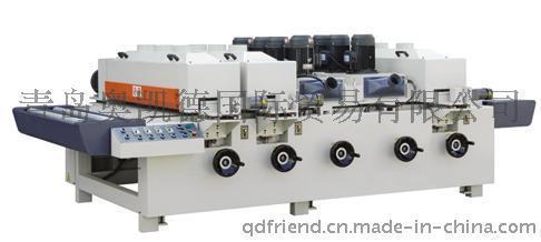 奥凯德AF1300 木材拉丝机