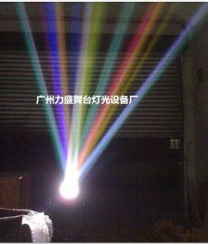 5000W空中玫瑰灯 探照灯 LED城市之光 摇头换色 LED洗墙灯