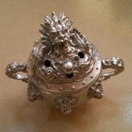 金属工艺品硅溶胶精密铸造