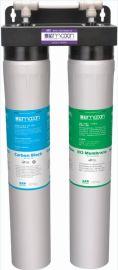 韩国进口 麦芯MaXin RO反渗透20寸两道 350GPD 商用净水系统 莱易非新品