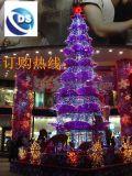 山东济南厂家直销大型圣诞树 LED发光圣诞树 商场圣诞装饰