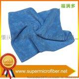 超细纤维一面经编一面长毛 擦车巾 洗车巾   40*40cm,厂家直销