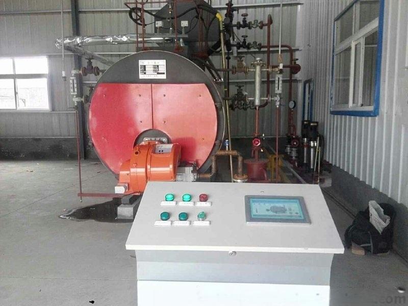 WNS系列燃气锅炉 全自动燃气蒸汽锅炉 2吨燃气蒸汽锅炉价格