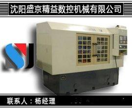 双端加工专机_减震器铝筒加工  设备_沈阳精益